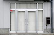 玄関フロントサッシ(フラットタイプ)